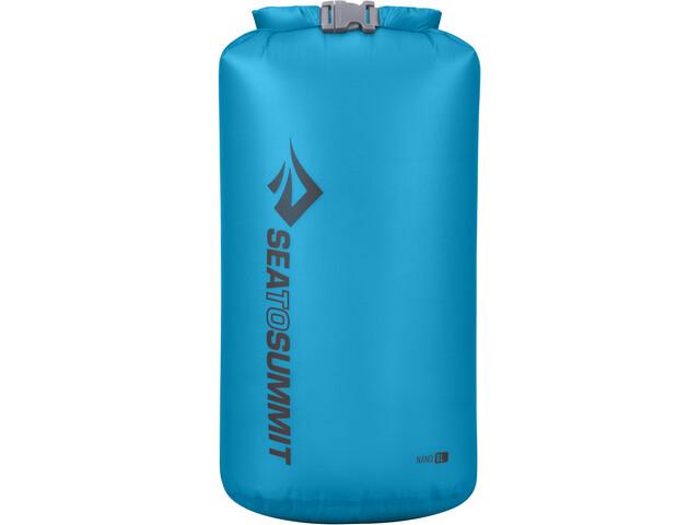 Sea to Summit Ultra-Sil Nano Borsa impermeabile 8L, blu